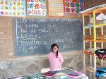 Local school in the Altiplano