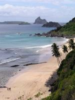 Image: View from old fort - Fernando de Noronha