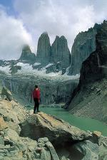 Image: Towers of Paine - Torres del Paine, Chile