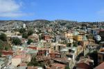 View over Valparaiso