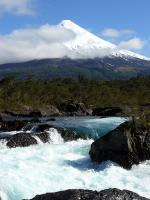 Image: Osorno volcano - Puelo and the Southern Lake District