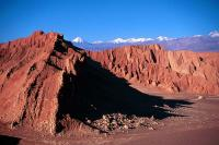 The Atacama desert image