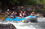 Image: Pacuare rafting - The Central highlands