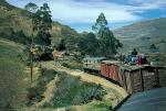 Image: Train ride - Baños and Riobamba