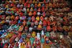 Image: Colourful masks - Chichicastenango, Quetzaltenango and Cuchamantanes