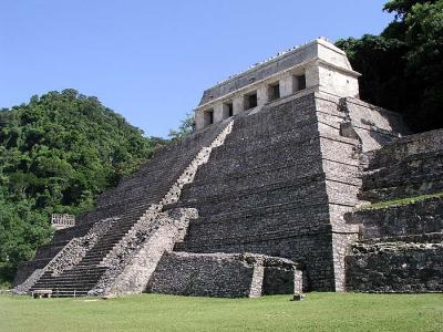 Ancient Maya sites