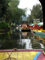 Image: Xochimilco - Mexico City