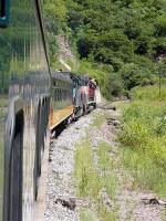 Image: El Chepe train - The Copper Canyon