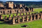 The Jesuit ruins of Trinidad