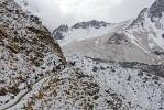 Mountain Lodges of Peru (Snow on the pass.) - The Inca Trails, Peru