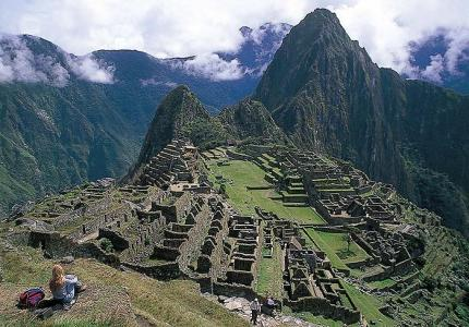 Ancient Inca sites