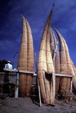 Image: Reed boats - Trujillo, Chiclayo and surrounds