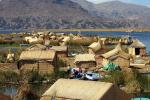 Image: Uros Islands - Lake Titicaca