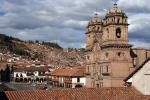View over the city of Cusco