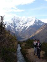Image: MLP trek: Day 1 - The Inca Trails