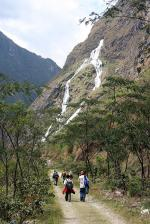 Image: MLP trek: Day 6 - The Inca Trails