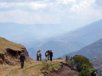Walking in Peru itinerary thumbnail